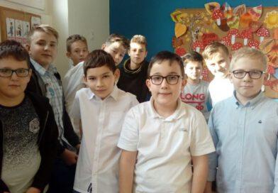 Dzień Chłopaka w naszej klasie