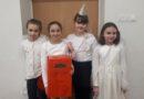 Walentynki w tym roku roznoszą Amorki z klasy 4!